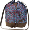 Jack Wolfskin Sandia Shoulder Bag red navajo